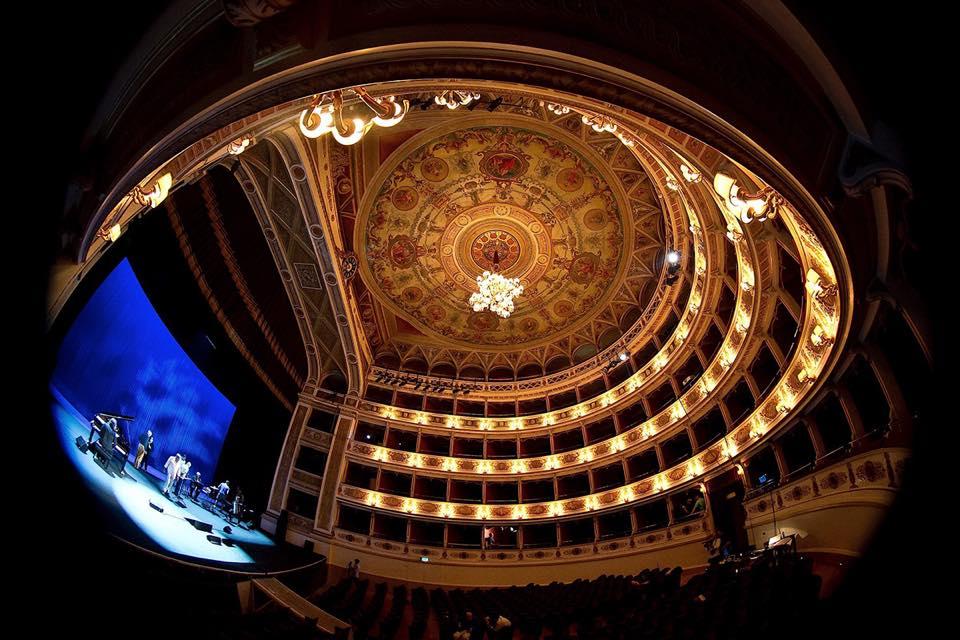Zdislava will perform as Clorinda from La Cenerentola in Teatro Lirico Sperimentale in Spoleto in May.