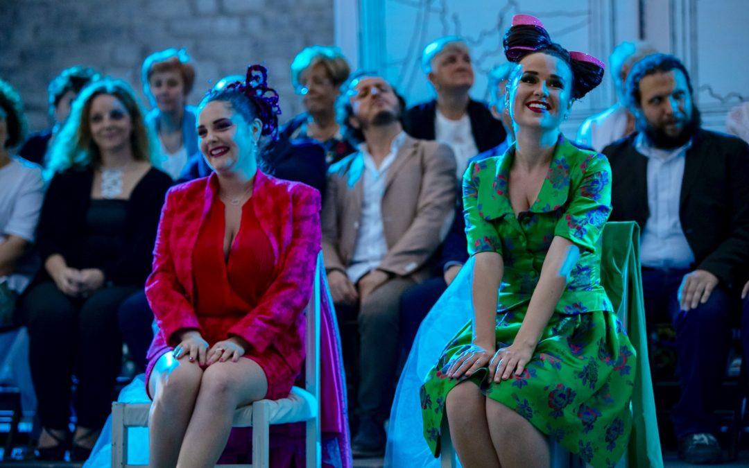 Zdislava performed as Clorinda at Festival dei Due Mondi in Spoleto