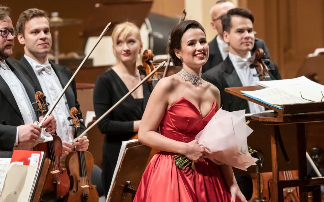 Zdislava starred with Czech Philharmonic Orchestra