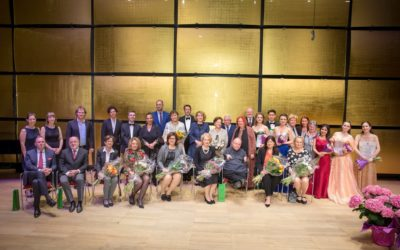 Ms Bockova has received aspecial award at 11. Internationaler Hilde Zadek Gesangswettbewerb