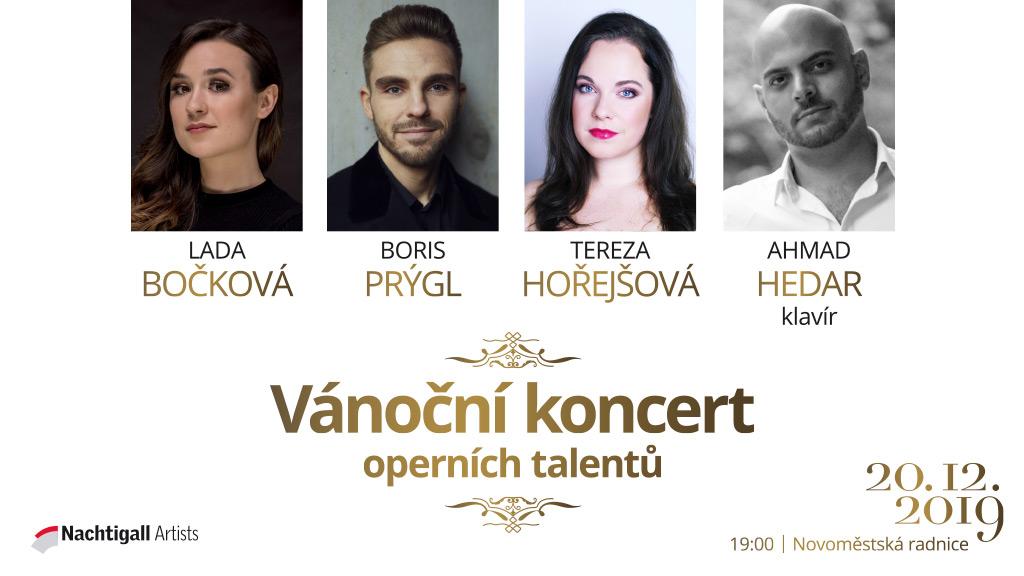 Christmas concert in Prague
