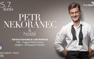 Petr Nekoranec & Guests – summer concert under the stars