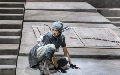 Německý operní debut
