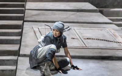 German opera debut